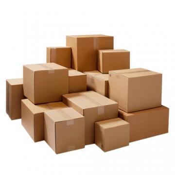 Karton Faltkarton Versandkarton Verpackungen 1-Wellig